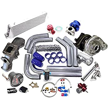 VW Jetta 01-02 GLS Wagon 4D 99-02 GLS Sedan 4D VR6 2.8L12VComplete T3 Turbo Kit