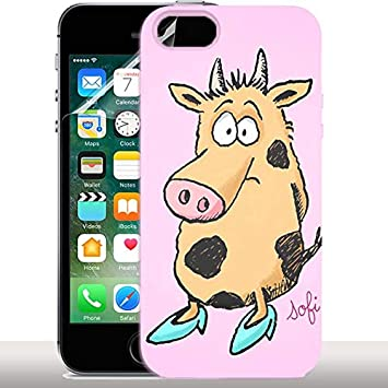 coque iphone 5 vache