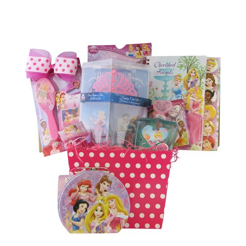 Easter gift baskets for girls negle Choice Image