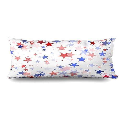 Ahawoso - Funda de almohada para el cuerpo, 50,8 x 152,4 cm ...