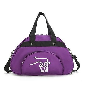 Amazon.com: WEISIPU - Bolsa de danza de nailon para niñas ...