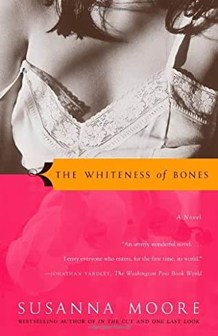 book cover of The Whiteness of Bones