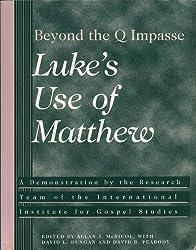 Beyond the Q Impasse