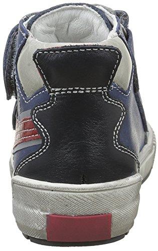 Babybotte Karavane - Zapatillas con velcro Azul (326 Marine)