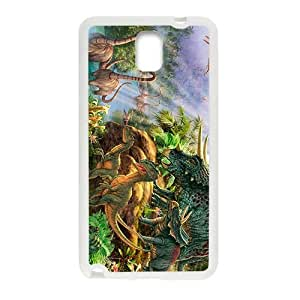 Creative Creative Dinosaurs Family Custom Protective Hard Phone Cae For Samsung Galaxy Note3