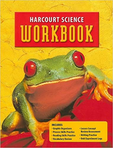 Harcourt Science Workbook: HARCOURT SCHOOL PUBLISHERS ...