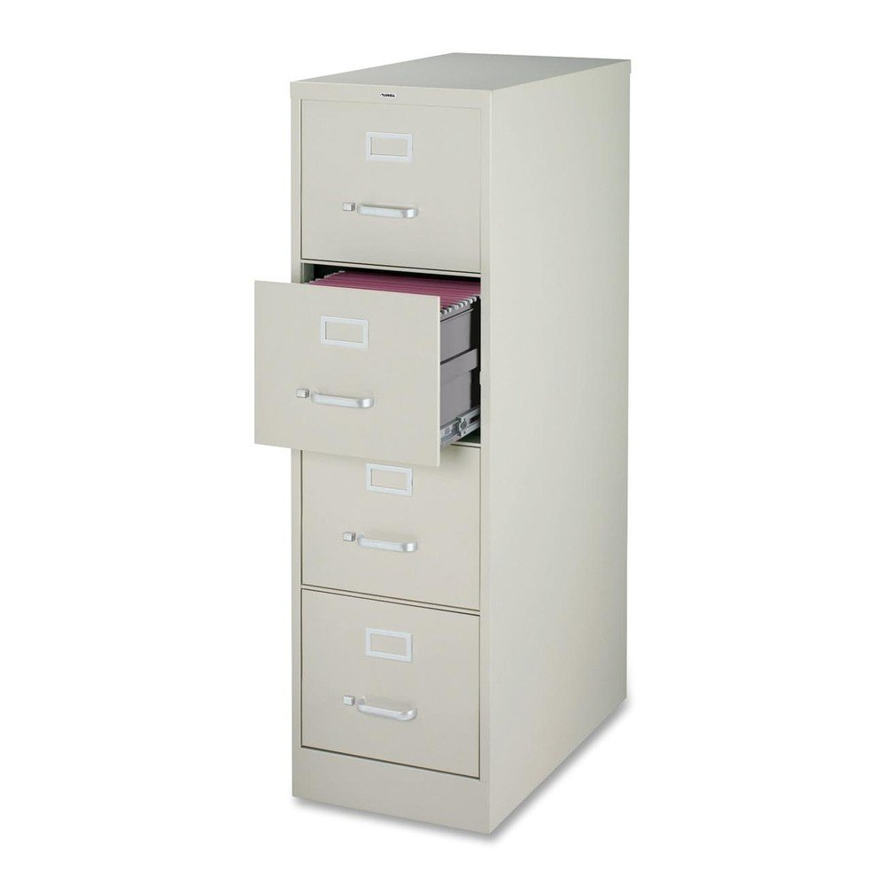 light drawers gray amazon drawer lorell com home dp kitchen by file vertical cabinets filing
