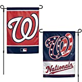 Stockdale Washington Nationals WC GARDEN FLAG Premium 2-sided Banner Outdoor Baseball