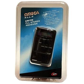 Radio digital AM/FM con 15 presintonías (memorias): Amazon.es: Electrónica