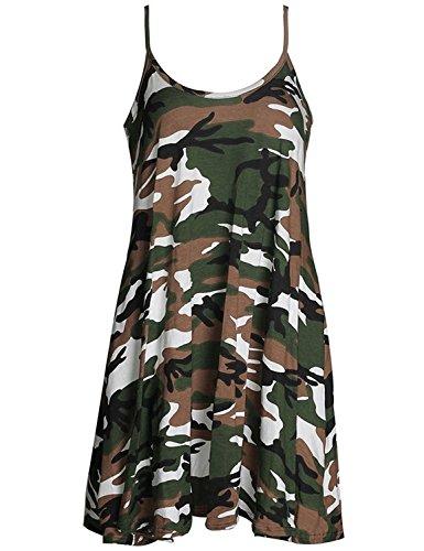 Cotton Strappy Dress - 6