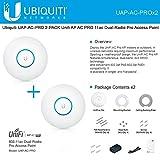 unifi ap pro ac - Ubiquiti UAP-AC-PRO 2-PACK Unifi AP AC PRO 11ac Dual-Radio Pro Access Point