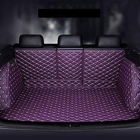 Amazon.com: RKRGQ Trunk Cargo Liner Custom car Trunk mats ...