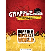 GRAPPLE JR. HIGH: HOPE IN A HOPELESS WORLD W/CD