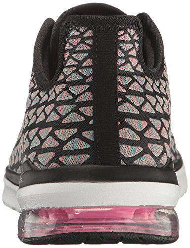 Navy Black Skechers Trainers Multi Air Women's Skech Infinity Free Turquoise Falli Bnq071B4