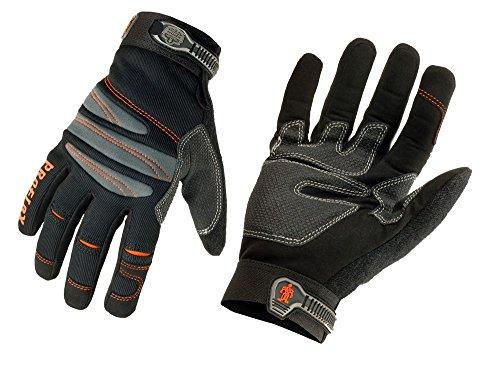 Ergodyne ProFlex 710 Trade Series Full Finger Gloves - Size
