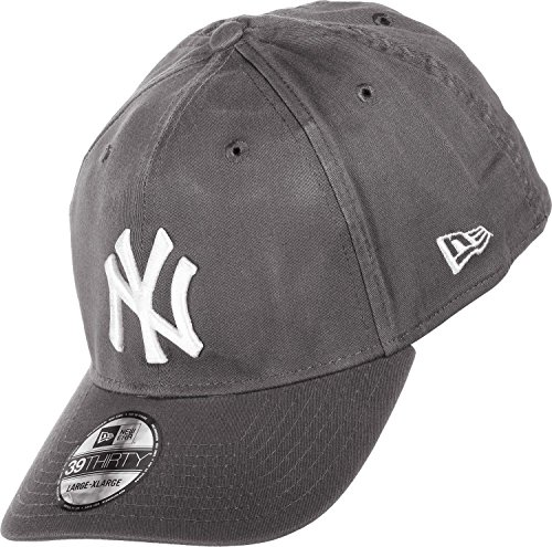 3930 Ny Washed New Yankees Era Casquette Gris qwExx7tB