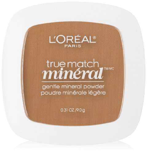 LOreal Paris Mineral Pressed Classic