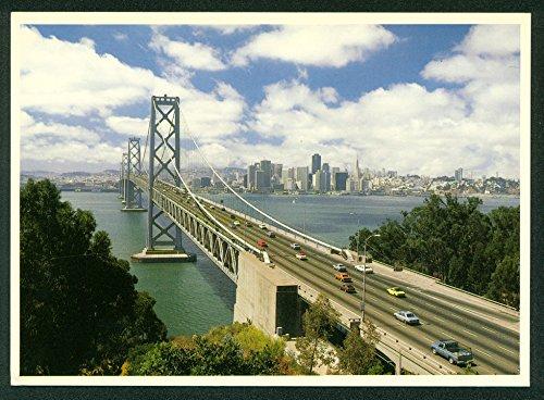 Oakland Bay Bridge Downtown San Francisco Continental - Oakland Street Bay