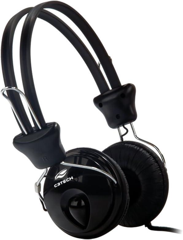 Fone de Ouvido Headset Gamer Tricerix Com Microfone C3 Tech Mi-2280erc