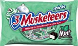 3 MUSKETEERS Holiday Mint Dark Chocolate Minis Size
