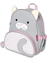 """Toddler Backpack, 12"""" School Bag, Cat"""