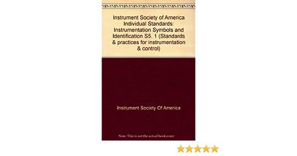 Instrumentation Symbols And Identification Instrument Society Of