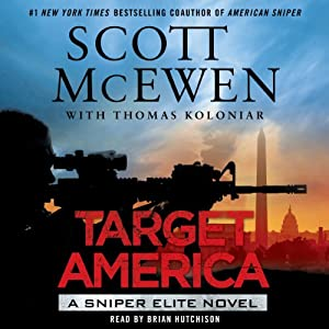 Target America Hörbuch