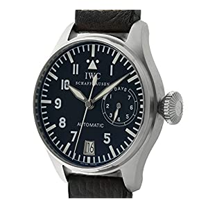 IWC Big Pilot automatic-self-wind mens Watch IW5002-01 (Certified Pre-owned)