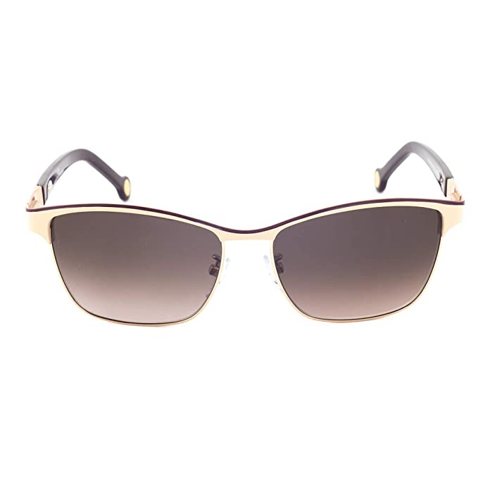 Carolina Herrera SHE069560SL3 Gafas de Sol, Rosa, 56 para ...