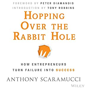 Hopping Over the Rabbit Hole Audiobook