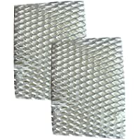 2 Robitussin Humidifier Replacement Wick Filter; Part # AC-813, AC813, AC 813, D13-C, D13C, D13 C; Designed & Engineered by Crucial Air