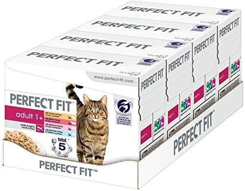 Perfect Fit Katzenfutter Nassfutter Adult 1+, verschiedene Sorten