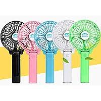 Handy Mini Fan Şarjlı Mini El Fanı Sıcak Yaz İçin Şarj Edilebilir
