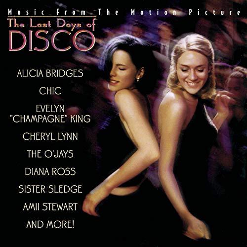 Disco Cd - The Last Days of Disco