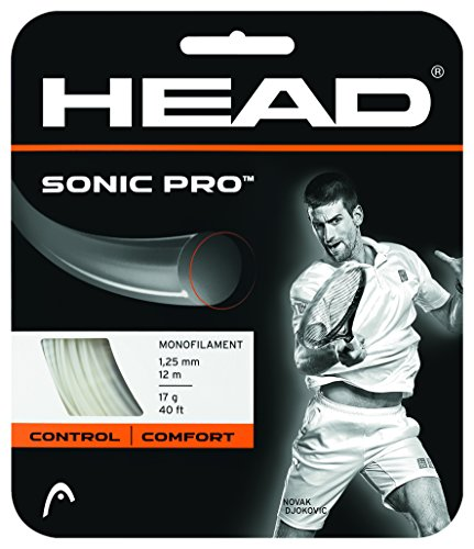Head Sonic Pro Tennis String (Orange)