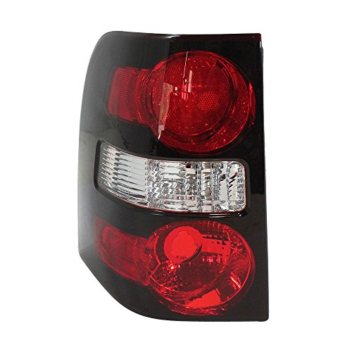 Tail Light for Ford Explorer 06-10 Lens and Housing Left Side