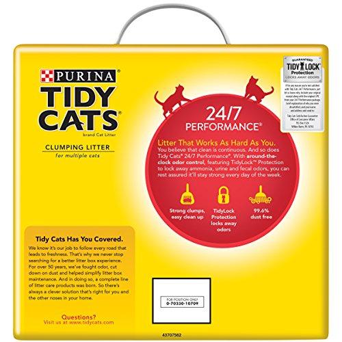 Purina Tidy Cats 24/7 Performance Litter - (1) 40 lb. Box