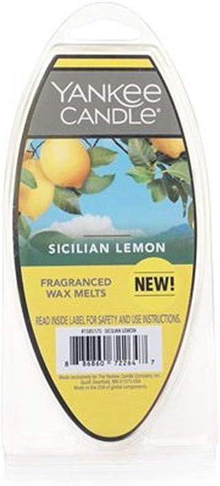 Yankee Candle Sicilian Lemon Fragranced Wax Melts