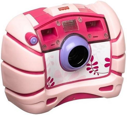 B0015KXANS Fisher-Price Kid-Tough Waterproof Digital Camera Pink 51-fOpfgLUL.