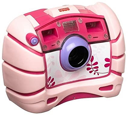 amazon com fisher price kid tough waterproof digital camera pink rh amazon com Fisher-Price Camera L8341 Fisher-Price My First Camera