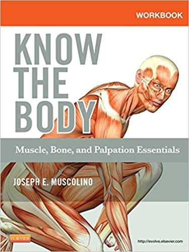 Workbook for know the body muscle bone and palpation essentials workbook for know the body muscle bone and palpation essentials 1st edition fandeluxe Choice Image