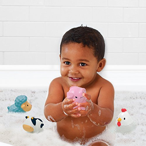 munchkin squirtin bath toy barn buddies in the uae see prices reviews and. Black Bedroom Furniture Sets. Home Design Ideas