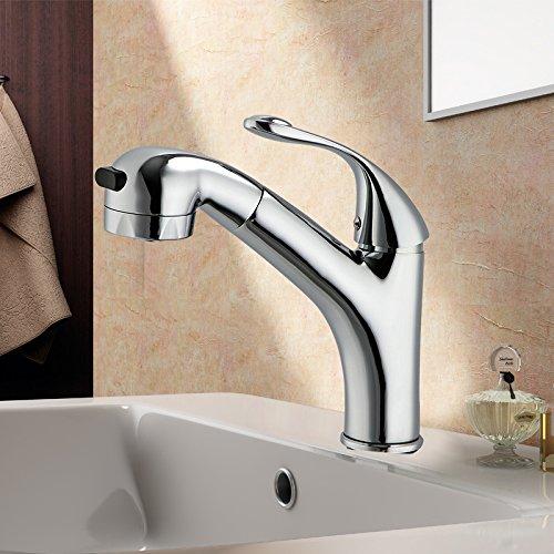 Kokeruup Warmes und kaltes Mischventil für den Wasserhahnzug des Badezimmers
