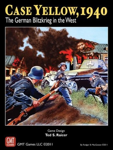 Case giallo  Blitzkrieg in the West 1940