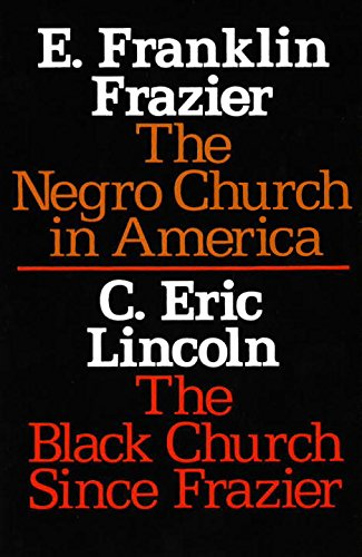 Negro Church In Amer./Black Church...
