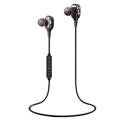 Auriculares Bluetooth Sport In Ear Auricular Correr con Micrófono para Deportivo Correr Fitness Workout Audífonos Inalámbricos