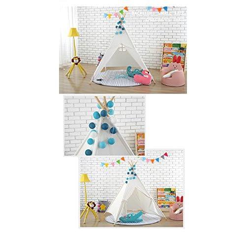 La tente pliable de tente de dôme de tente de jeu de château d'enfant pour intérieur / extérieur