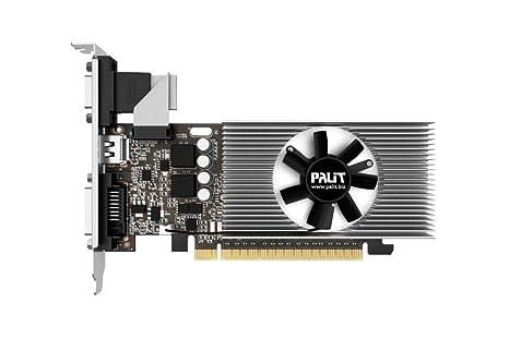 Palit GT730 - Tarjeta gráfica (2 GB, GDDR5): Amazon.es: Informática