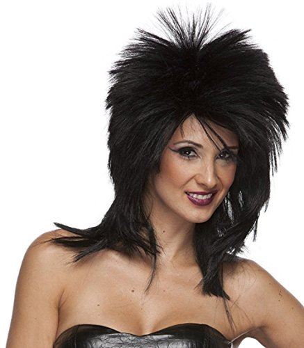 Best Short Black Hair Wig Men and Short Hair Wigs for Women for All Rocker Costume Wig Style. Costume Wigs Are the Latest Trends. If You Are Looking for Costume - Latest Trends Style The