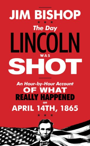 The Day Lincoln Was Shot cover